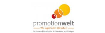 Jobs von promotionwelt