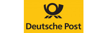 Deutsche Post AG NL Brief Frankfurt Am Main