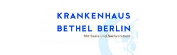 Jobs von Krankenhaus Bethel Berlin gGmbH