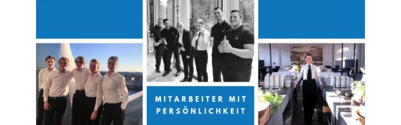Servicekräfte m/w/d für exklusive Hotels in München gesucht - Top Minijob