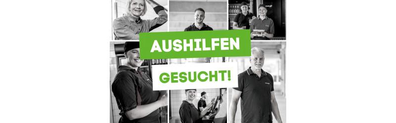 Minijob: Aushilfe in der Gastronomie - Volkswagen Arena Wolfsburg m/w/d