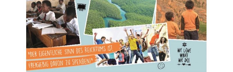 Social Promotion für Hilfsprojekte - Starte mit uns als Dialoger_in in einen heißen Herbst - Cooler Student_innen - Job für coole Vereine