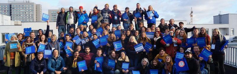Der perfekte Gelegenheitsjob in Frankfurt: wachse über dich hinaus und verdiene sinnvoll Geld im Einsatz für NGOs - Frankfurt