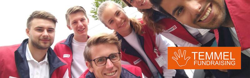 Semesterferien-Knaller! PromoterIn für Rettungsorganisationen (2500€-3500€ in 5 Wochen) - Geras
