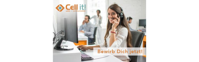 ☸ Callcenter sucht Dich (m/w/d) | namenhafte Auftraggeber aus ...