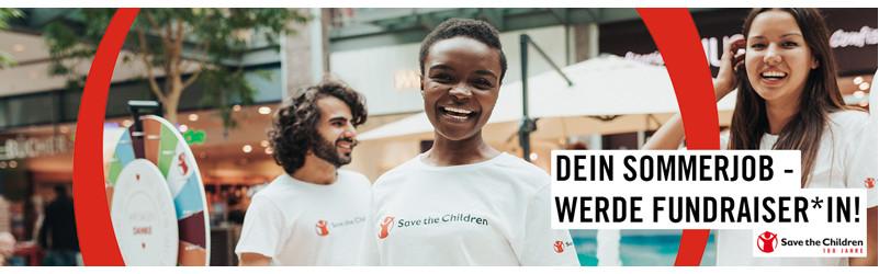 Hilfe für Syrien, Irak, Gaza, Afrika und weltweit - Arbeiten bei der Hilfsorganisation Vorort in der landesweiten Promotion - Nebenjob Deutschland